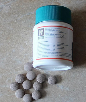 Таблетки цистона