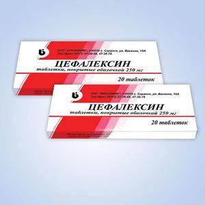 цефалексин инструкция цена в украине
