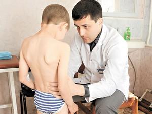 Консультация у врача при гипоспадии