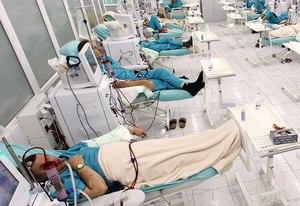 Лечение на стационаре при почечной недостаточности