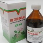Леспефлан - средство растительного происхождения