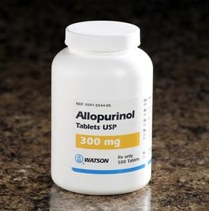 Аллопуринол: инструкция по применению и стоимость препарата