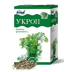 Семена укропа можно купить в аптеке