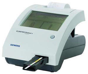 Аппарат для диагностики мочи