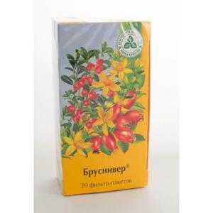 Бруснивер - эффективное мочегонное средство