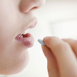 Прием препарата Метронидазол