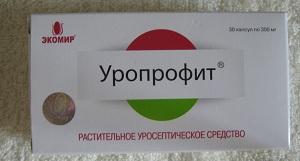 Лекарство Уропрофит