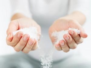 вывод солей