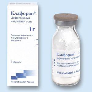 Инструкция по применению к антибиотику Клафоран: выбор дозировки и советы