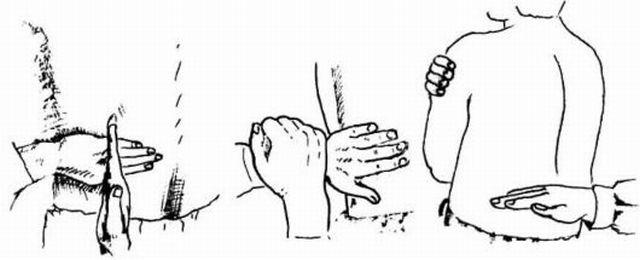 симптом пастернацкого методика
