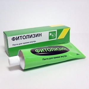 Лечение цистита паста