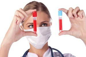Кровь в моче при болезнях почек
