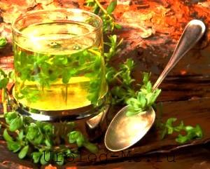 Лечебные чаи при кистах почки