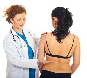 Пальпация - один из методов диагностики почек