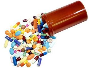 Медикаментозные средства для лечения цистита