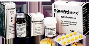 Роватинекс - растительный препарат для лечения мочекаменной болезни