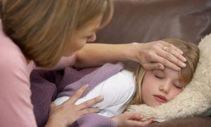 запах ацетона в моче у ребенка