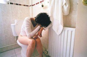 затруднено мочеиспускание у женщин