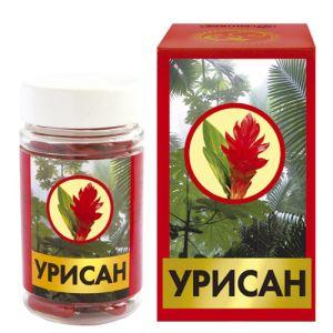 Натуральное средство для вывода излишков солей из организма Урисан