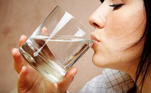 нужно пить воду