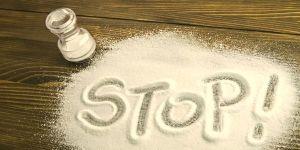не есть соль